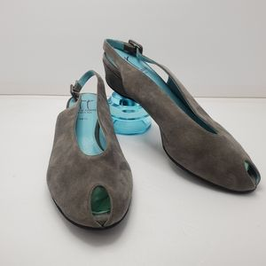 Thierry Rabotin Suede Shoes 38.5